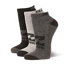 Носки Billabong Ankle 3 Pack Assorted