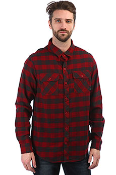 СОРОЧКА ALL DAY FLANNEL LS S BLOOD