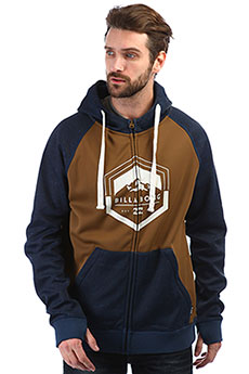 КАРДИГАН DOWNHILL ZIP HOODIE DARK DENIM