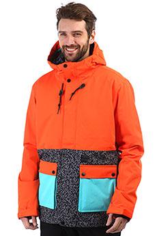 Куртка сноубордическая Billabong Fifty 50 Puffin Orange