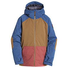 Куртка утепленная детская Billabong All Day Boy Camel