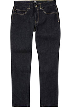 Джинсы прямые Billabong Outsider Jean Salt Water Rns
