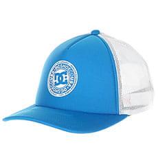 Бейсболка с сеткой DC Vested Up Brilliant Blue