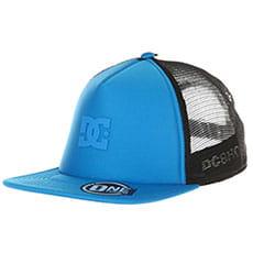 Бейсболка с сеткой DC Greet Up Brilliant Blue