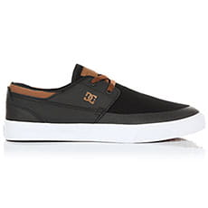 Кеды низкие DC Wes Kremer 2 S Black/Black/Brown