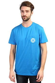 Футболка DC Basic Pocket Brilliant Blue