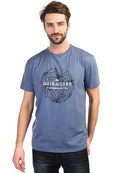 Футболка QUIKSILVER Classicbobss Blue Heather