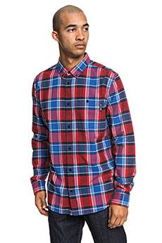 Рубашка в клетку DC Northboat Racing Red