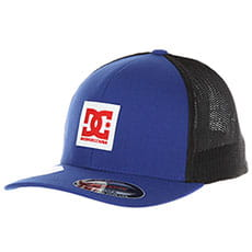 Бейсболка с сеткой DC Shoes Mesher Trucker Nautical Blue