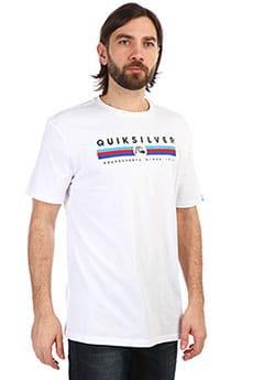 Футболка QUIKSILVER Getbizzyss White