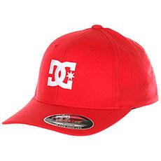 Бейсболка классическая DC Cap Star 2 Tango Red 46-46