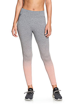 Леггинсы женские Roxy Passana Pant 2 Charcoal Heather