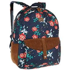 Рюкзак городской Roxy Carribean Dress Blue Garden Li