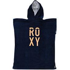 Пончо женское Roxy Rg Pass Ag So Dress Blues
