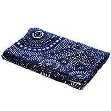 Полотенце женское Roxy Hazy Med Blue Shibori Nig