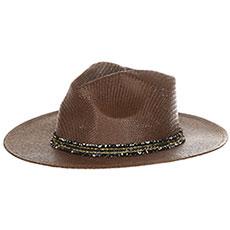 Шляпа женская Roxy Here We Go Brown