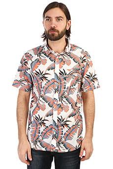 Рубашка QUIKSILVER Noosaparadisess White Noosa Paradise