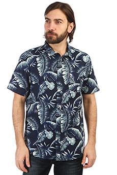 Рубашка QUIKSILVER Noosaparadisess Navy Blazer Noosa Pa