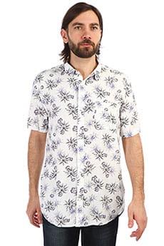 Рубашка QUIKSILVER Fluidgeometric Gardenia Tea Towel