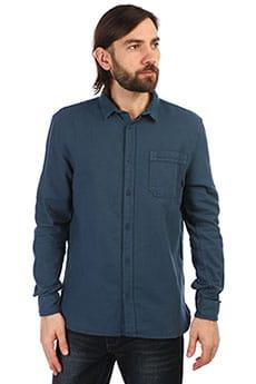Рубашка QUIKSILVER Timeboxls Blue Nights