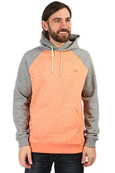 Толстовка кенгуру QUIKSILVER Everydayhood Flamingo Heather