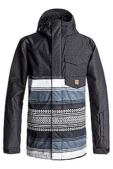 Куртка DC Merchant Poncho Stripe Gs