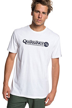 Футболка QUIKSILVER Arttickless White
