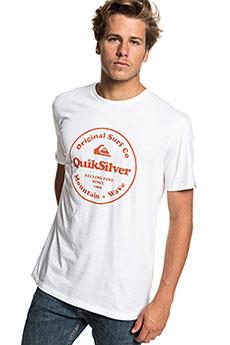 Футболка QUIKSILVER Scrtingredienss White