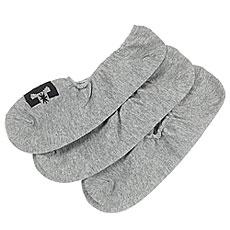 Носки низкие DC Liner 3p Grey