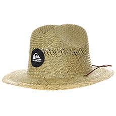 Шляпа QUIKSILVER Piersideslimbot Natural