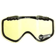 Линза для маски женская Roxy Sunset Bas Lns Yellow