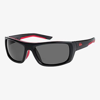 Черный мужские солнцезащитные очки knockout