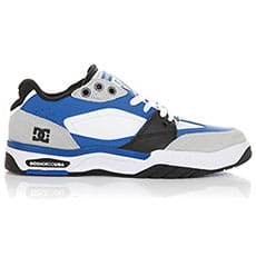Кроссовки DC Maswell Blue/Black/White