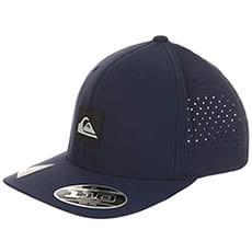 Бейсболка с сеткой QUIKSILVER Adapted Navy Blazer