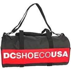Сумка спортивная DC Shoes Hawker Duffle Black