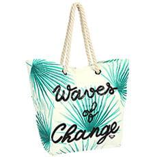Сумка женская Roxy Waves Of Change Marshmallow