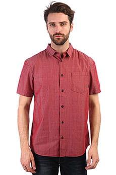 Рубашка QUIKSILVER Bobsbackss Brick Red