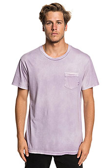 Футболка QUIKSILVER Kochi Sands Purple Ash