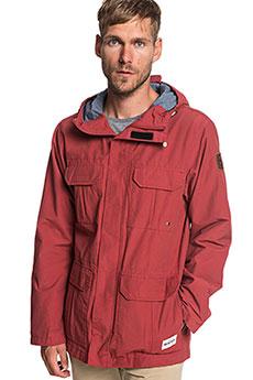 Куртка QUIKSILVER Fresh Evidence Brick Red