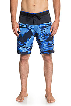 Шорты QUIKSILVER Hlblackout19 Electric Royal
