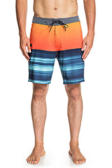 Шорты QUIKSILVER Hlholdown18 Tiger Orange