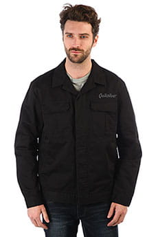 Куртка QUIKSILVER Twicewilted Black