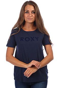 Футболка женская Roxy Red Sunset Ss A Dress Blues
