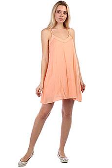 Платье женское Roxy Off We Godress Salmon