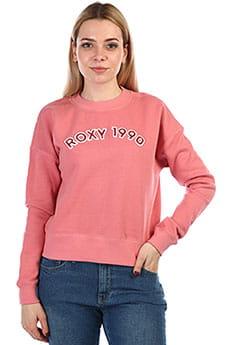 Толстовка классическая женская Roxy Maybe Someday Brandied Apricot