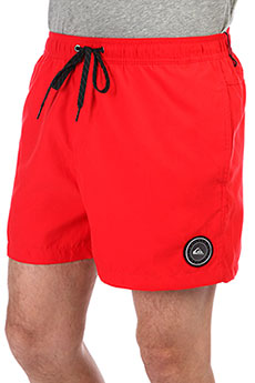 Шорты QUIKSILVER Everydayvl15 High Risk Red