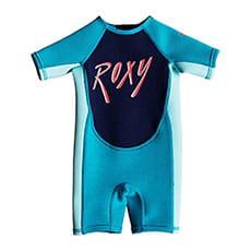 Гидрокостюм ROXY с молнией на спине для малышей 1.5mm
