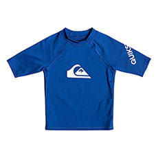 Гидрофутболка QUIKSILVER Alltimssboy Electric Royal
