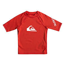 Гидрофутболка QUIKSILVER Alltimssboy High Risk Red