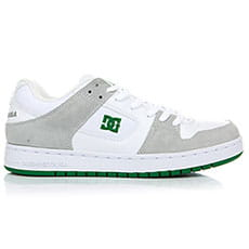 Кеды низкие DС Manteca White/Green